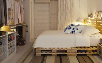 Minimalistler Bu Şık Palet Yatağı Fikirlerini Sevecek